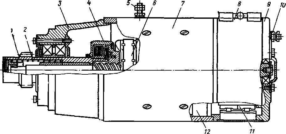 Стартер СТ-722