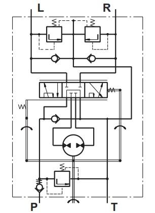Схема работы насос дозатор